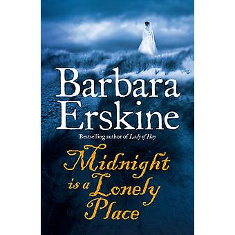منتصف الليل هو مكان وحيدا ببربارة إرسكين-كتاب 9780007280773