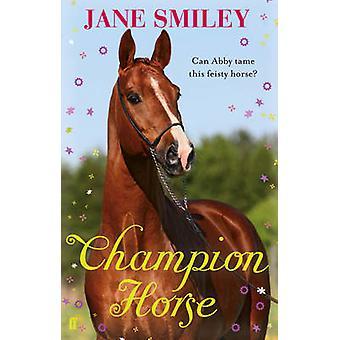 Mester Horse (hoved) av Jane Smiley - 9780571299508 bok