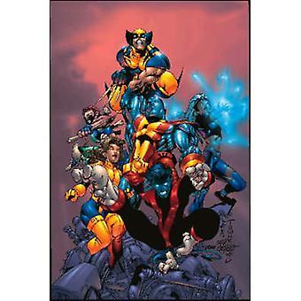 X-Men - mørk speil av Marjorie M. Liu - 9781416511298 bok