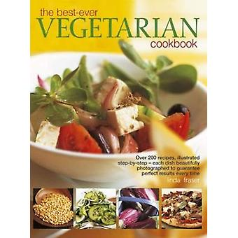 Die besten - je vegetarische Kochbuch - über 200 Rezepte - illustrierte S