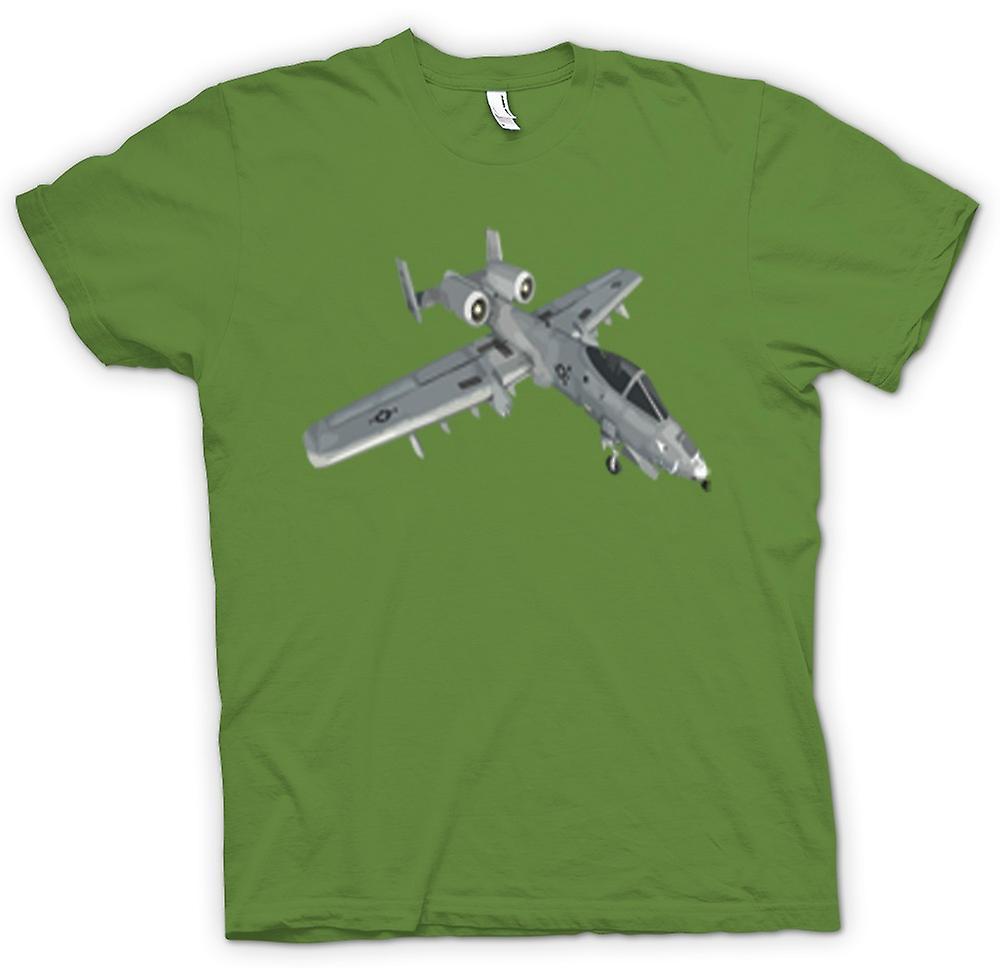 Herr T-shirt - A10 Tank Buster - USAF