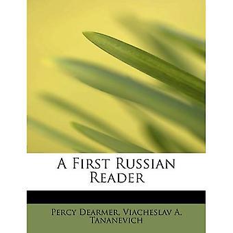 Pierwszy czytnik rosyjski