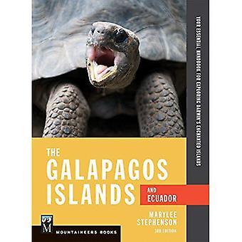 Galapagos öarna & Ecuador: din grundläggande handbok för att utforska Darwin är förtrollade öarna
