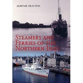Steamers en veerboten van de noordelijke eilanden