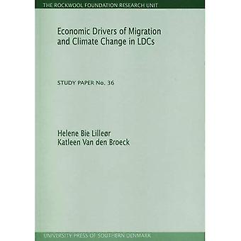 Economic Drivers of Migration & Climate Change in LDCs (Study Paper)
