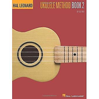 Ukulele Method Book 2 (Hal Leonard Ukulele Method)