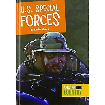 U.S. Special Forces (Serving Our Country)