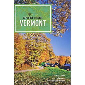 Explorer`s Guide Vermont
