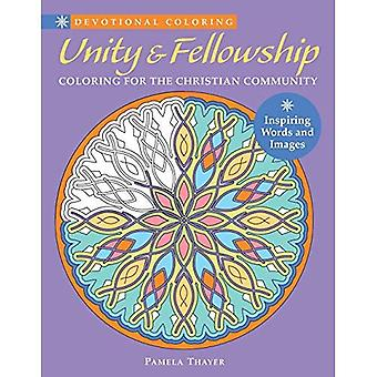 Unity & Fellowship: Coloring for the Christian Community