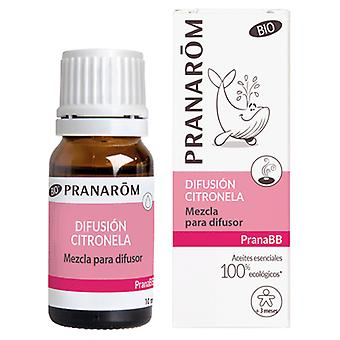 Pranarom Diffusion mixture Citronella 10 ml