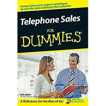 Sprzedaż przez telefon dla opornych (dla opornych)