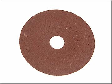 Faithfull Resin Bonded Fibre Disc 178mm x 22mm x 80g (Pack of 25)