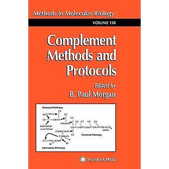 Komplettera de metoder och protokoll av Morgan & B. Paul