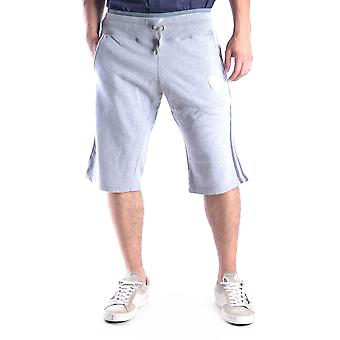 Shorts de algodão cru de John Richmond
