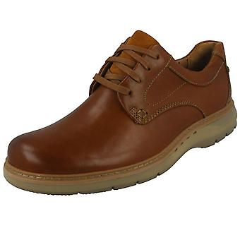 Mens Clarks Casual Shoes Un Ramble Lo