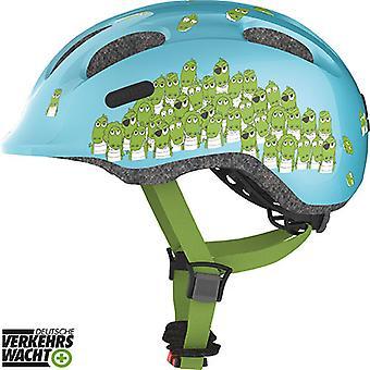 Abus smiley 2.0 bike helmet for kids / / blue Jamie