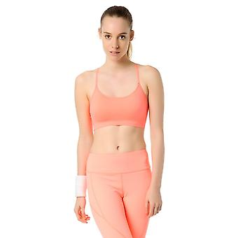 Jerf- Womens-sunbury - Orange- Sport Bra