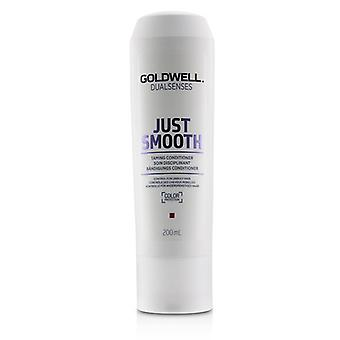Goldwell Dual Senses Just Smooth Taming Conditioner (Control For Unruly Hair) - 200ml/6.7oz