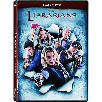 Librarians: Season Two [DVD] USA import