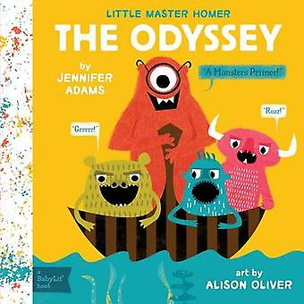 Little Master Homer - The Odyssey by Jennifer Adams - 9781423641780 Bo