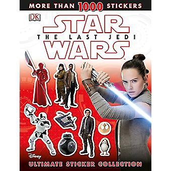 Star Wars the Last Jedi Ultimate Sticker Collection by David Fentiman