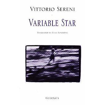 Variable Star by Vittorio Sereni - Luigi Bonaffini - 9781550710878 Bo