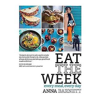 Eat the Week by Anna Barnett - 9781743365427 Book