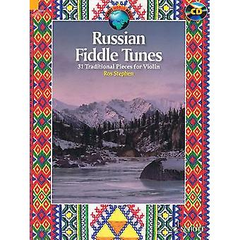 Russian Fiddle Tunes - 31 Traditional Pieces by Ros Stephen - 97818476