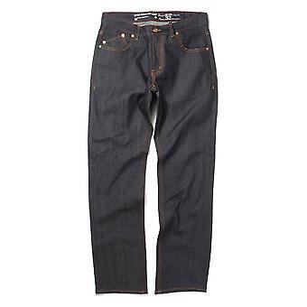 Lrg RC True Tapered Fit Jeans Raw Indigo