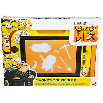 Minions Large Magnetic Scribbler