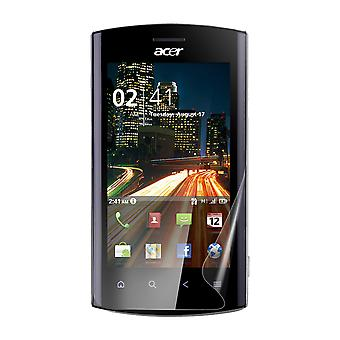Celicious Vivid Plus Mild Anti-Glare Screen Protector Film Compatible with Acer Liquid MT [Pack of 2]