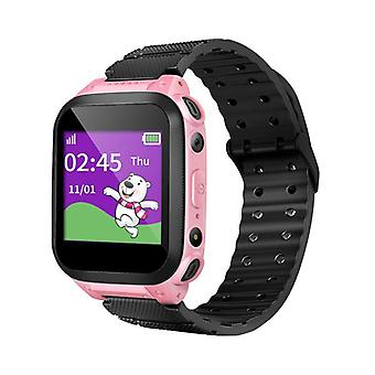 Bakeey a42p 1.44 inch flashlight room lbs location sos remote monitor children kids smart watch