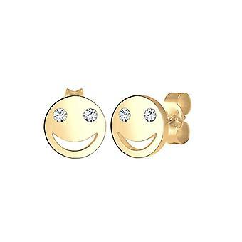 Elli Silver Women's Pin Earrings 303762018