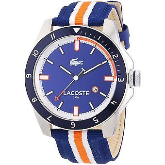 Lacoste 2010700 watch - Nylon blå Man