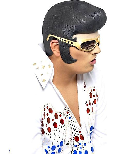 Elvis gummi Headpiece