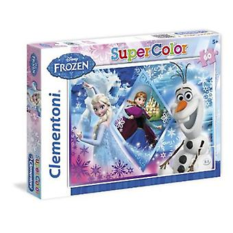 Clementoni Frozen Super Color Puzzle 60 pieces (Toys , Boardgames , Puzzles)