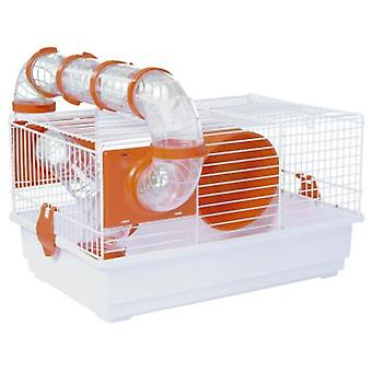 Voltrega Jaula Mod. 915 Hamster Blanca (4) (Small animals , Cages and Parks)