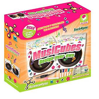Science 4 You Musicubes (Toys , Educative And Creative , Music , Accessories)