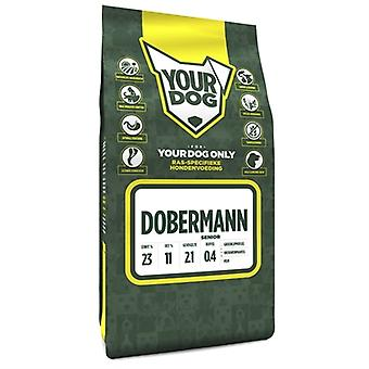 YOURDOG DOBERMANN SENIOR 3 KG