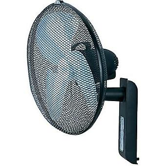 Wall fan CasaFan Greyhound WV 45 FB AZ (Ø) 44 cm Wing colour: Semi-transparent Case colour: Anthracite (matt)