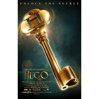 Hugo Movie Poster Print (27 x 40)