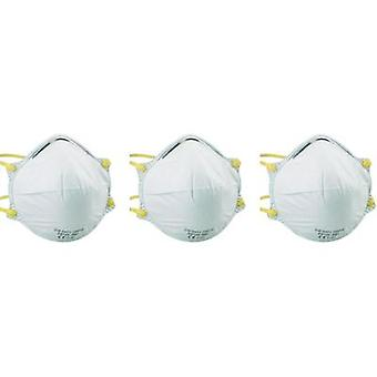 EKASTU Sekur Dust Mask Set FFP1 3 pcs. FFP1