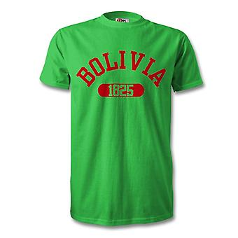 Bolivia Independence 1825 T-Shirt