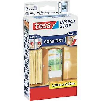 Fly screen tesa tesa® Insect Stop COMFORT (L x W) 2200 mm x 1200 mm White 1 pc(s)