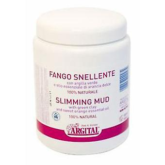 Argital Slimming Mud Anticelulit. 1 Lt