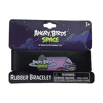 Officially Licensed | ANGRY BIRDS SPACE | Rubber Bracelet Wristband | TRIANGLE BIRD | Ideal Party Bag Fillers