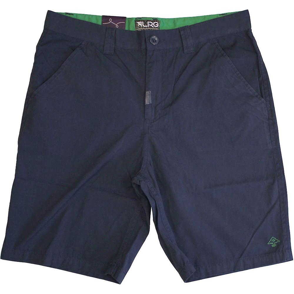 Lrg RC Marauder Mens Chino Walk shorts Nautical Blue