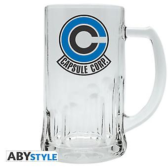Abysse Dragon Ball Tankard Capsule Corp (Home , Babies and Children , Eat , Kitchenware)