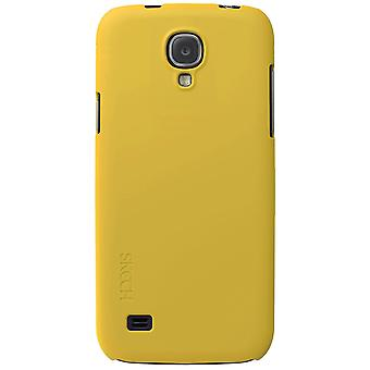 Skech Slim Lightweight Hard Case for Samsung Galaxy S4 Mini - Yellow