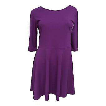 Purple Skater Dress DR482-12